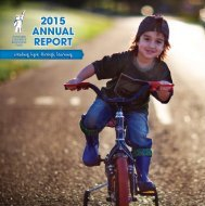 HCEF ANNUAL REPORT 2015 FINAL