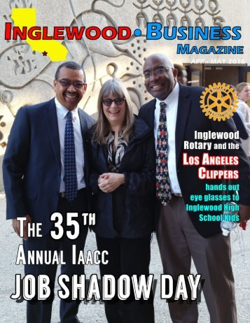 Inglewood Business Magazine Apr - May Issue