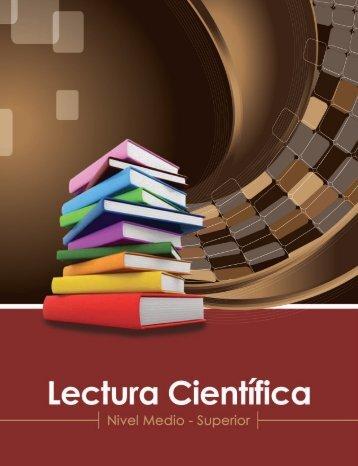 Lectura Científica Nivel Medio Superior