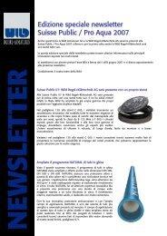 Newsletter 10/2007
