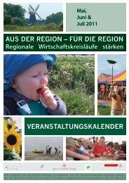 AUS DER REGION - Zukunftsrat Hamburg