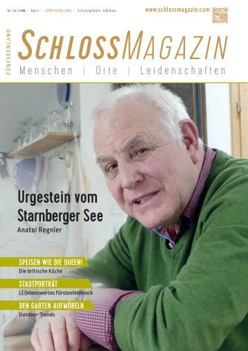 SchlossMagazin Fuenfseenland April 2016
