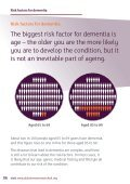 Reducing your risk of dementia - Page 6