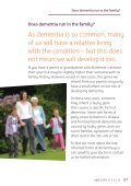 Reducing your risk of dementia - Page 7