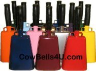 Cowbells for Football