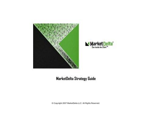 Market Delta - Footprint Strategy Guide
