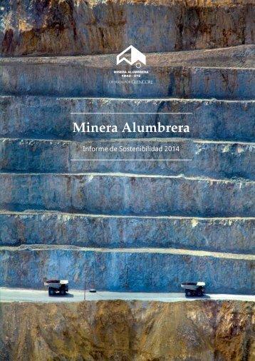 Minera Alumbrera