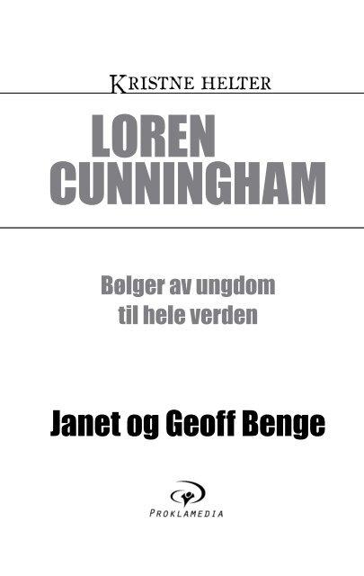 Loren Cunningham - KRISTNE HELTER