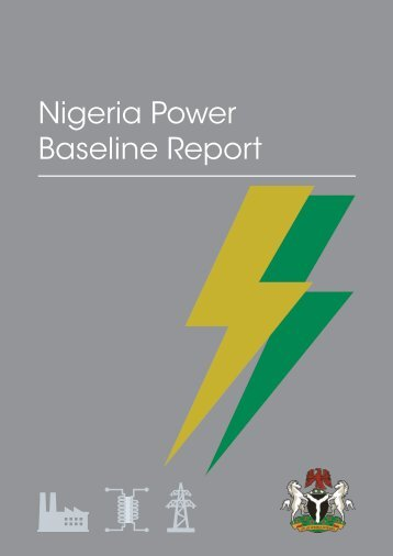 Nigeria Power Baseline Report