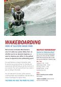 WELCOME TO THE HELLY HANSEN WATERSPORTS CENTRE - Page 6