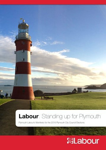 Labour Standing up for Plymouth