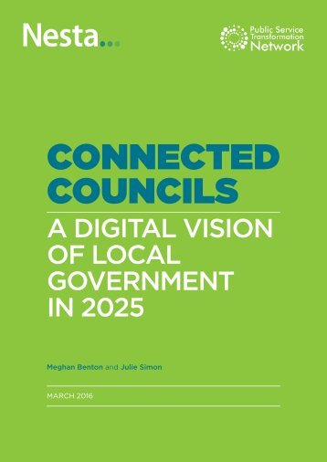 CONNECTED COUNCILS