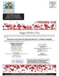 Westlake Place February 2016