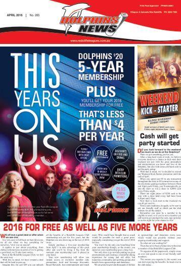 Dolphins Digital News April 2016