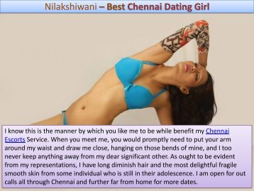 Hot Dating Available for You in Chennai