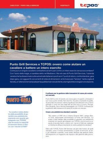 Punto Grill Services e TCPOS: ovvero come aiutare un cavaliere a ...