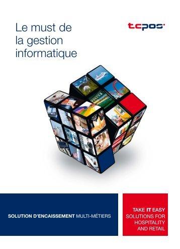 TCPOS Product Brochure FR