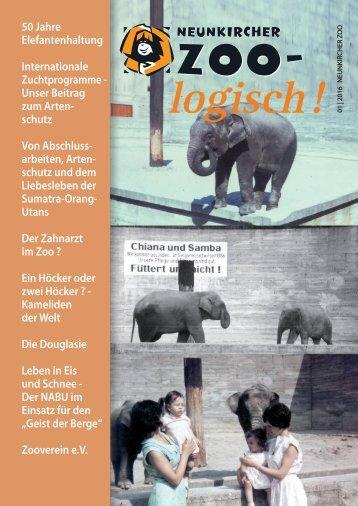 NKZOO Neunkircher ZOO-logisch - 01.2016