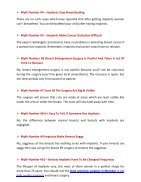 Top 10 Myths About Breast Enlargement Surgery - Page 2