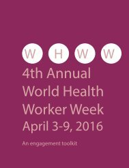 Worker Week