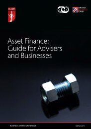 Guide for Advisers and Businesses