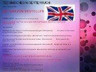 Flyer: Technisches Woerterbuch Mechatronik
