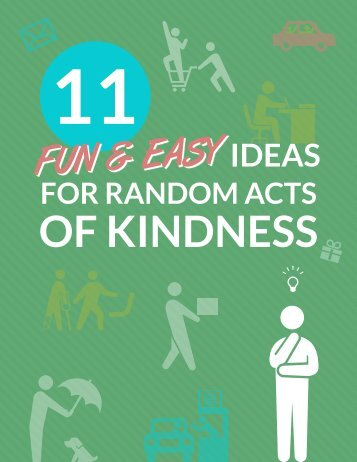 OF KINDNESS