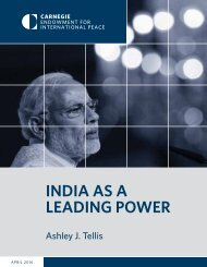 INDIA AS A LEADING POWER