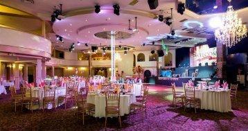 National Event Venue banquet hall