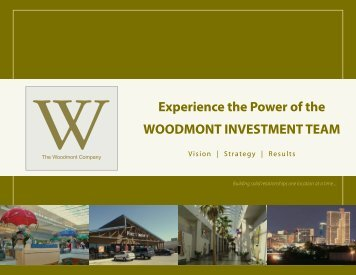 Investment Team Brochure