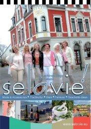 selavie - Frühjahr/ Sommer 2016