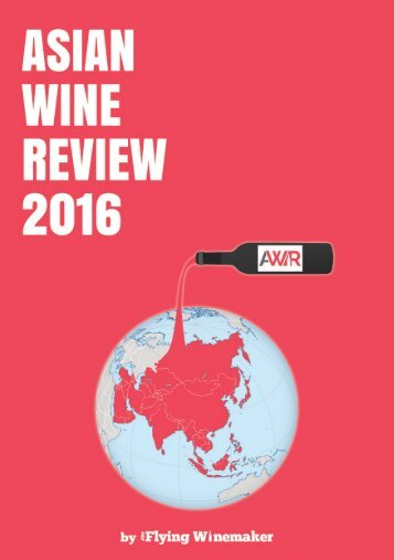ASIAN WINE REVIEW 2016