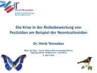 Dr. Henk TENNEKES_Neonicotinuide