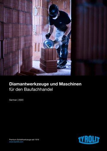 Construction Trade 2018 - German