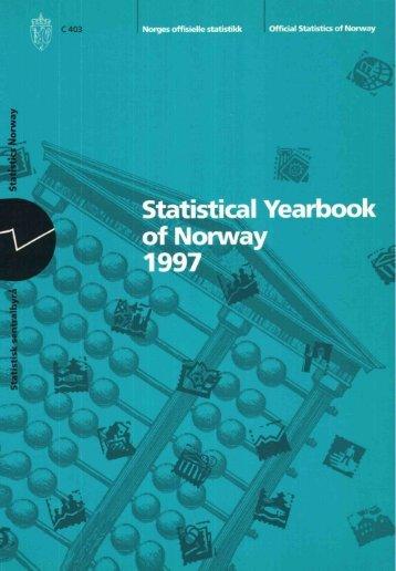 Norway Yearbook - 1997