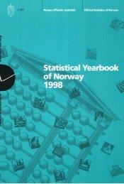 Norway Yearbook - 1998