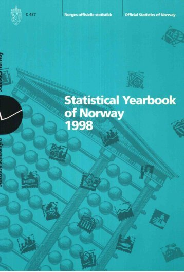 Norway Yearbook - 1998
