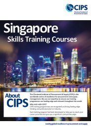 Singapore skills training courses