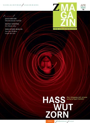 zett Magazin April / Mai