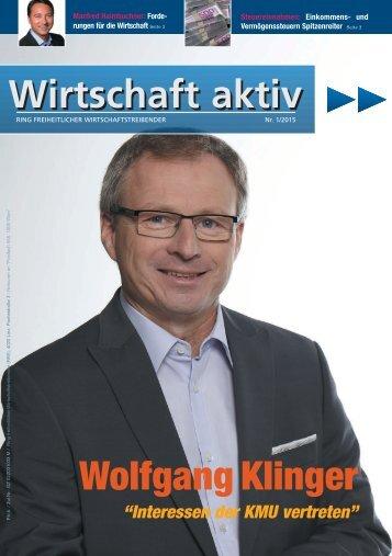 Wirtschaft Aktiv OÖ September 2015