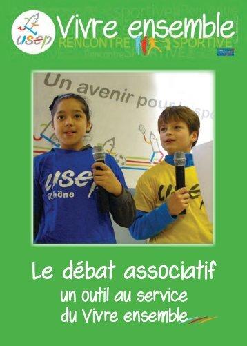 Le débat associatif