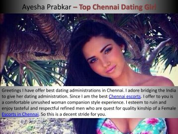 dating womens in chennai after 1 year of dating