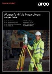 Women's Hi-Vis Hazardwear
