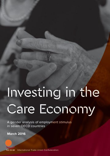 Investing in the Care Economy