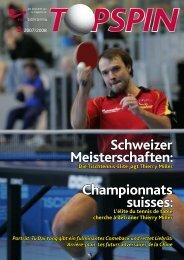 Championnats suisses: Schweizer Meisterschaften: