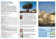 Große Israel- Erlebnisrundreise - Amzi