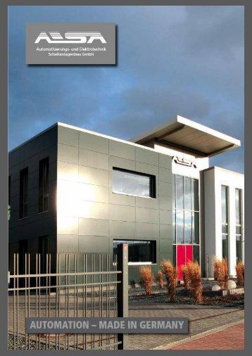 AESA Brochure Espaniol