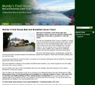 Mundy's Ford House Bed and Breakfast Cavan Town