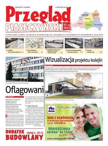 Przegląd Piaseczyński, Wydanie 97