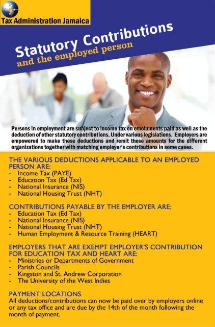 A - Tax Administration Jamaica (TAJ)